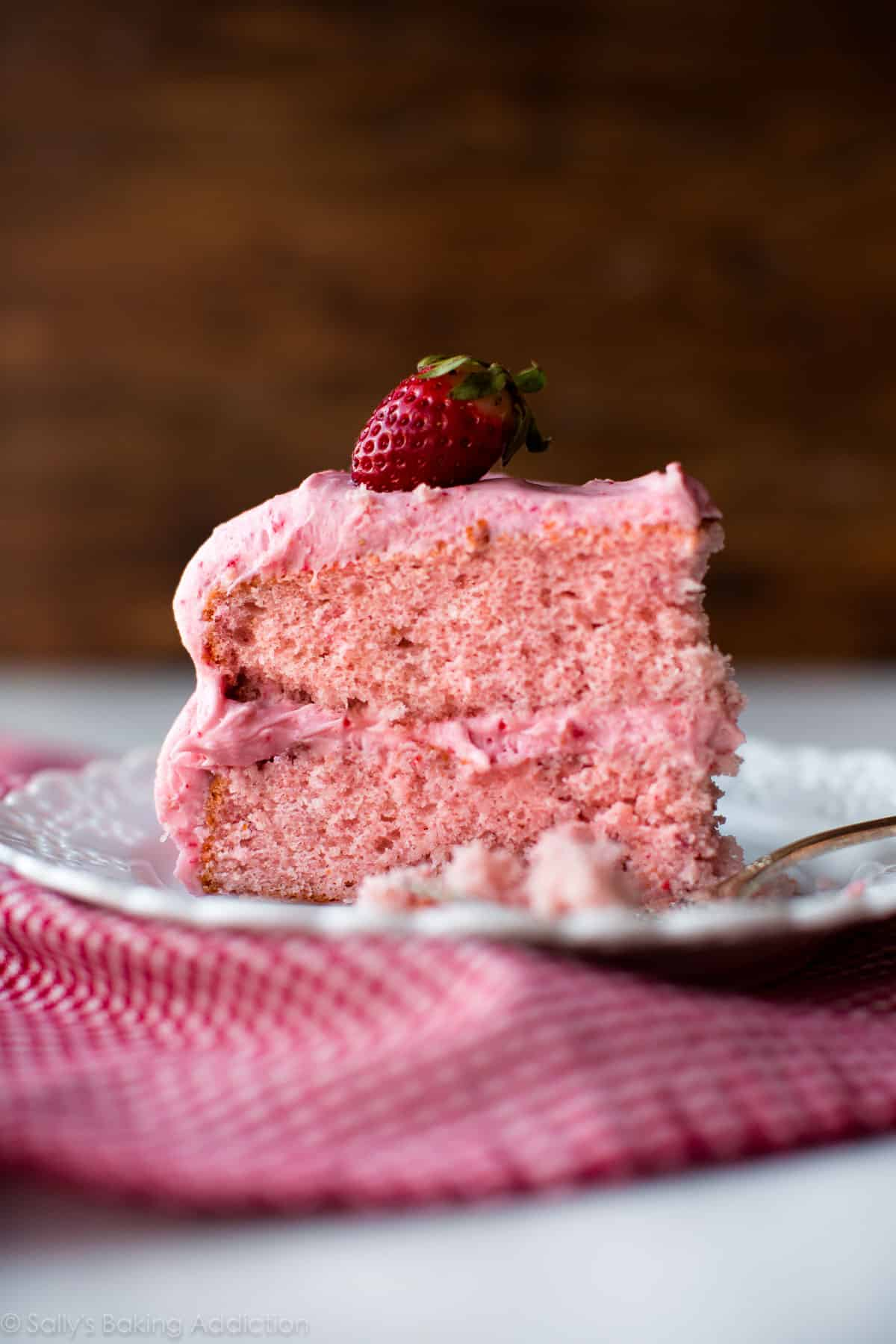 Best Frosting For Strawberry Cake