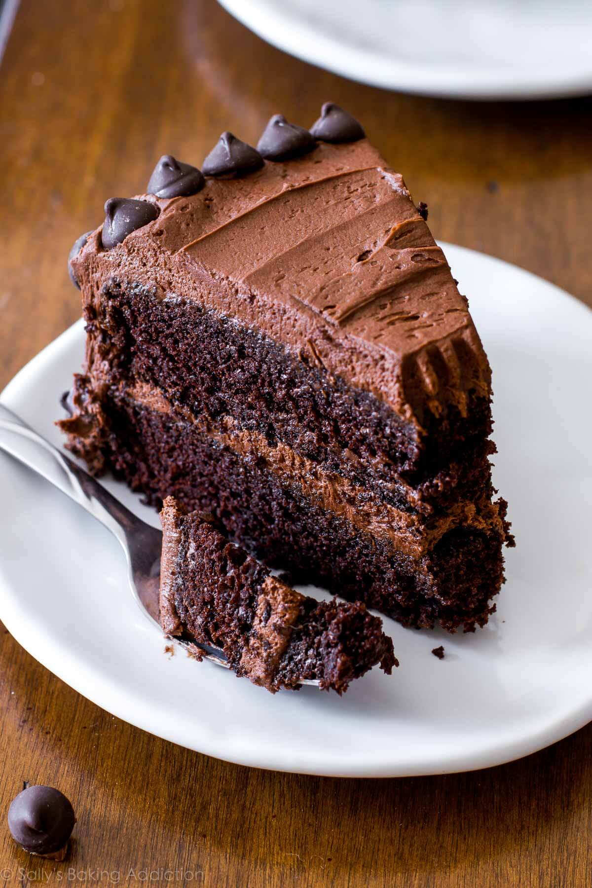 Www Chocolate Cake Photos Com